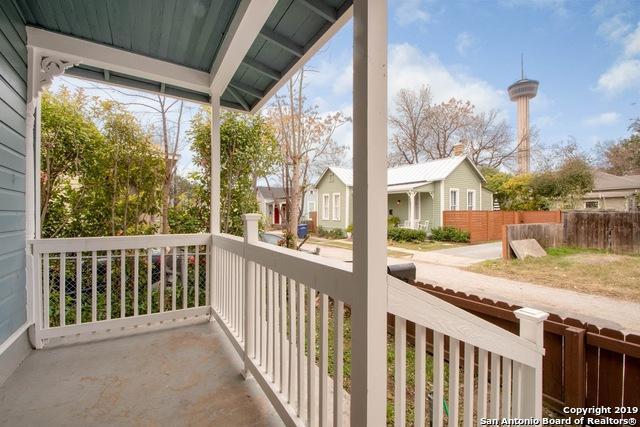 322 Refugio St, San Antonio, TX 78210 (MLS #1358804) :: Tom White Group