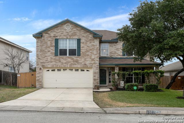 1022 Cougar Country, San Antonio, TX 78251 (MLS #1358813) :: Exquisite Properties, LLC