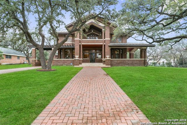 117 E Summit Ave, San Antonio, TX 78212 (MLS #1358865) :: Alexis Weigand Real Estate Group