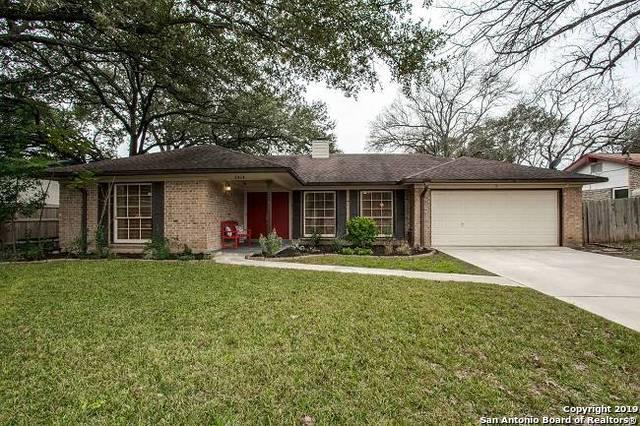 3414 Stonehaven Dr, San Antonio, TX 78230 (MLS #1358889) :: Exquisite Properties, LLC