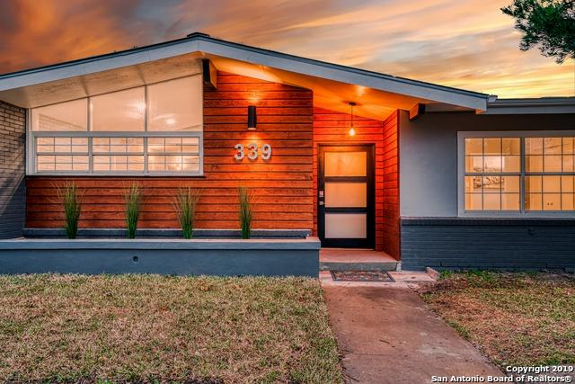 339 Tophill Rd, San Antonio, TX 78209 (MLS #1358913) :: Vivid Realty