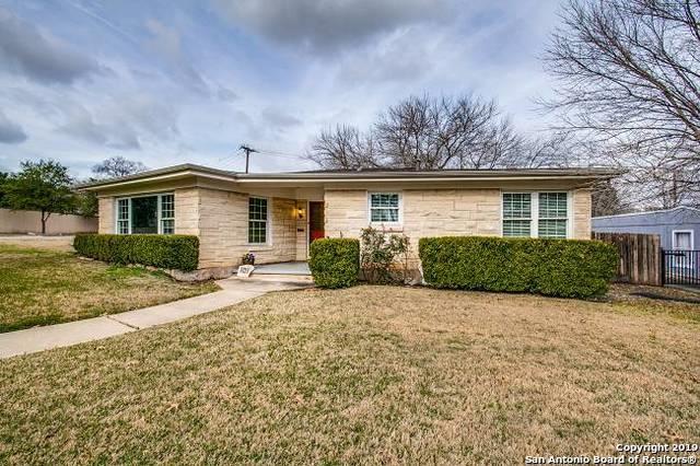 101 Bryker Dr, San Antonio, TX 78209 (MLS #1359166) :: Exquisite Properties, LLC