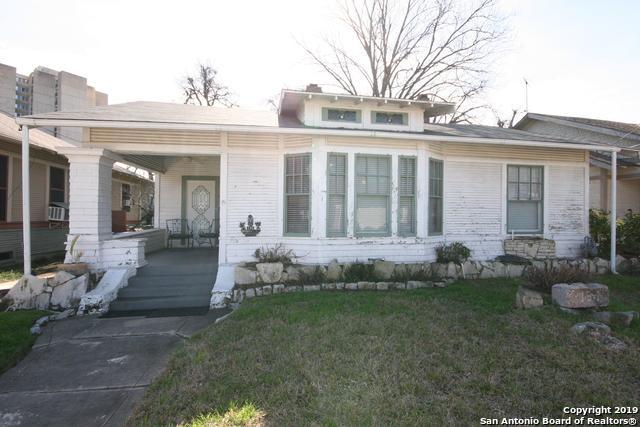 134 Weymouth St, San Antonio, TX 78212 (MLS #1359200) :: Exquisite Properties, LLC