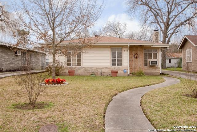 1614 Texas Ave, San Antonio, TX 78201 (MLS #1359207) :: Exquisite Properties, LLC
