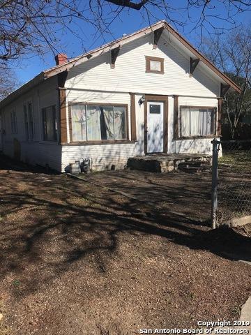 423 Buckingham Ave, San Antonio, TX 78210 (MLS #1359270) :: Alexis Weigand Real Estate Group