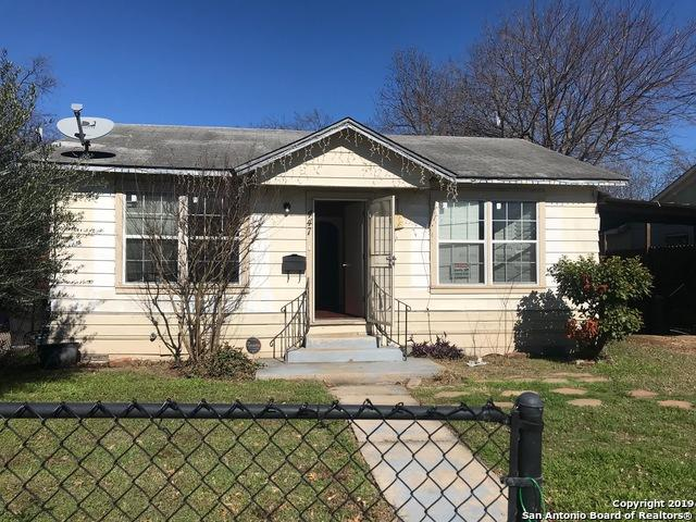447 Royston Ave, San Antonio, TX 78225 (MLS #1359273) :: BHGRE HomeCity