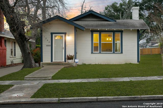 1242 Avant Ave, San Antonio, TX 78210 (MLS #1359319) :: Exquisite Properties, LLC