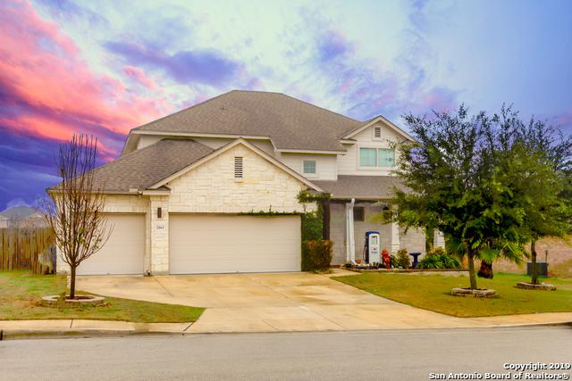 2061 Castleberry Ridge, New Braunfels, TX 78130 (MLS #1359405) :: Alexis Weigand Real Estate Group