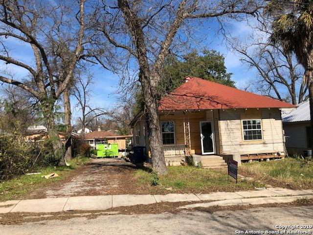 217 Stafford St, San Antonio, TX 78208 (MLS #1359422) :: Alexis Weigand Real Estate Group