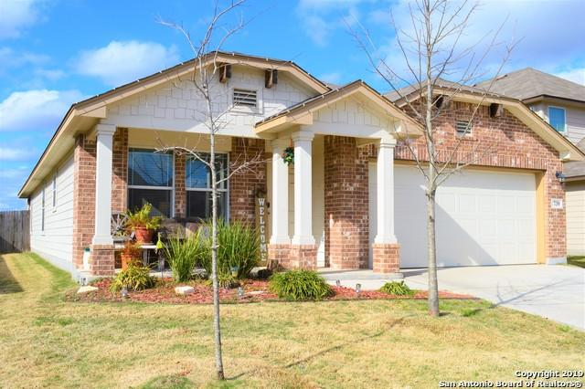 739 Spectrum Dr, New Braunfels, TX 78130 (MLS #1359436) :: NewHomePrograms.com LLC