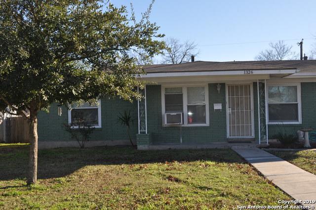 1326 Oblate Dr, San Antonio, TX 78216 (MLS #1359566) :: Vivid Realty