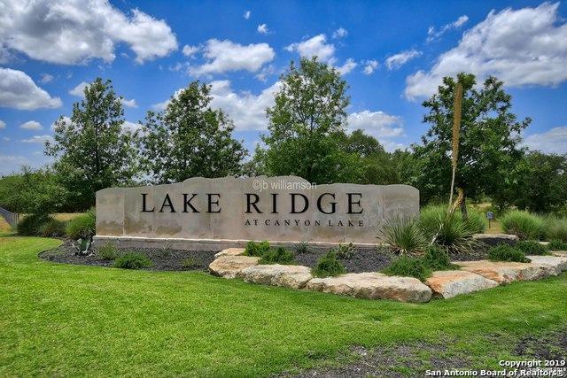 1572 Lake Ridge Blvd, Canyon Lake, TX 78133 (MLS #1359797) :: Neal & Neal Team