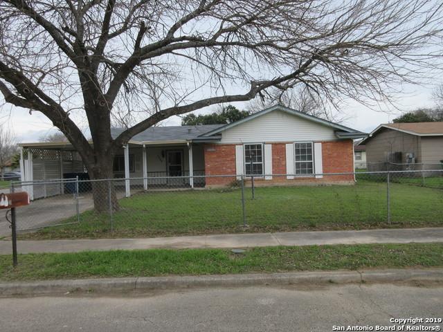 7055 Centergrove Dr, San Antonio, TX 78227 (MLS #1359805) :: Alexis Weigand Real Estate Group