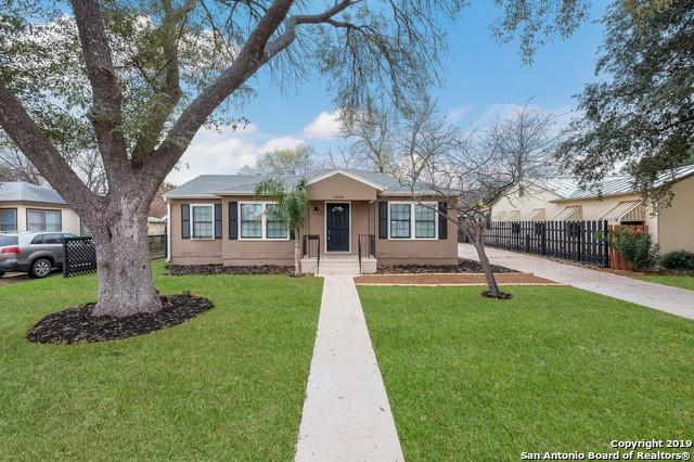 2423 W Huisache Ave, San Antonio, TX 78228 (MLS #1359830) :: Alexis Weigand Real Estate Group