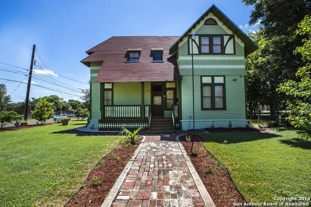 928 N Olive St, San Antonio, TX 78202 (MLS #1359845) :: Exquisite Properties, LLC
