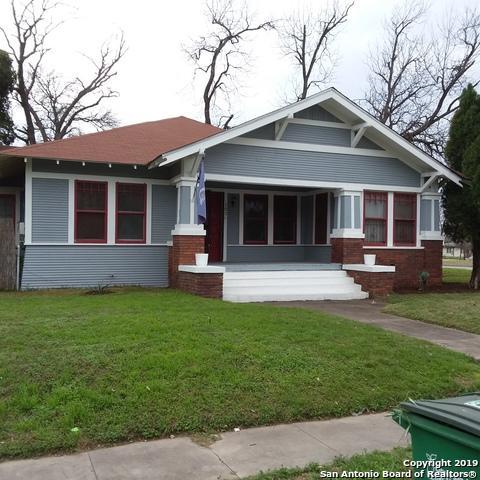 102 Harding Pl, San Antonio, TX 78203 (MLS #1359851) :: Erin Caraway Group