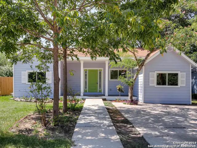 2014 Waverly Ave, San Antonio, TX 78228 (MLS #1359861) :: The Castillo Group
