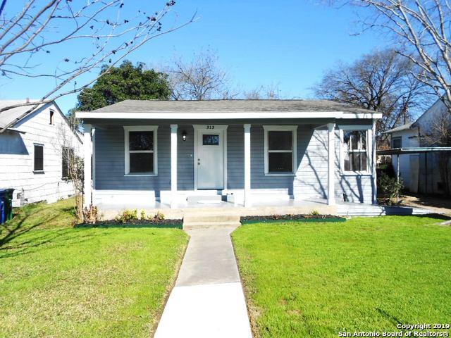 313 Haggin St, San Antonio, TX 78210 (MLS #1359991) :: ForSaleSanAntonioHomes.com