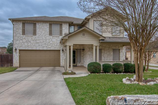 3510 Blackstone Run, San Antonio, TX 78259 (MLS #1359995) :: BHGRE HomeCity