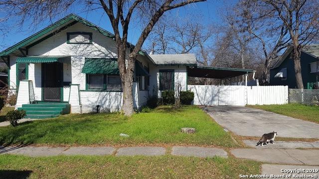 307 Montrose St, San Antonio, TX 78223 (MLS #1360047) :: Alexis Weigand Real Estate Group