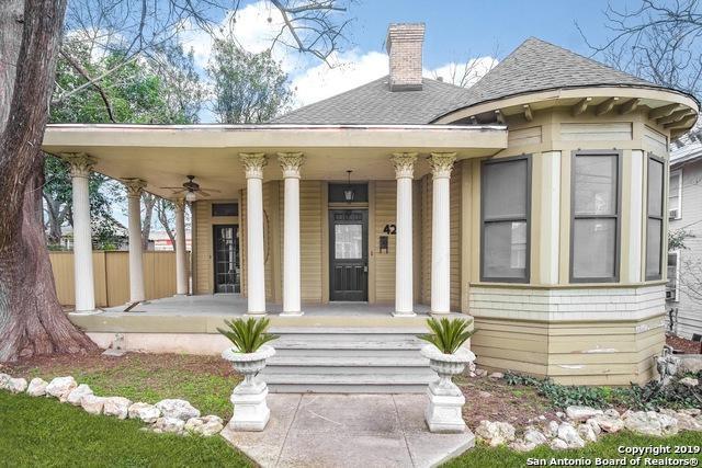 420 W Mistletoe Ave, San Antonio, TX 78212 (MLS #1360067) :: Alexis Weigand Real Estate Group