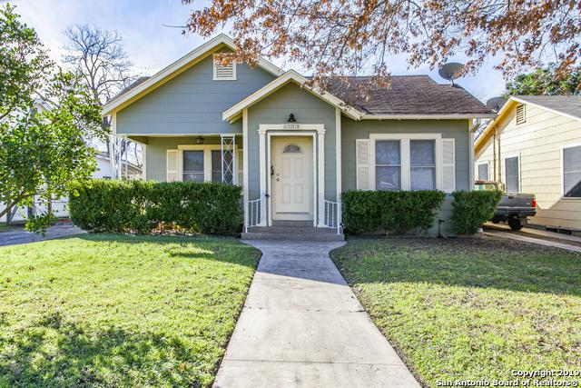 1118 Schley Ave, San Antonio, TX 78210 (MLS #1360240) :: Alexis Weigand Real Estate Group
