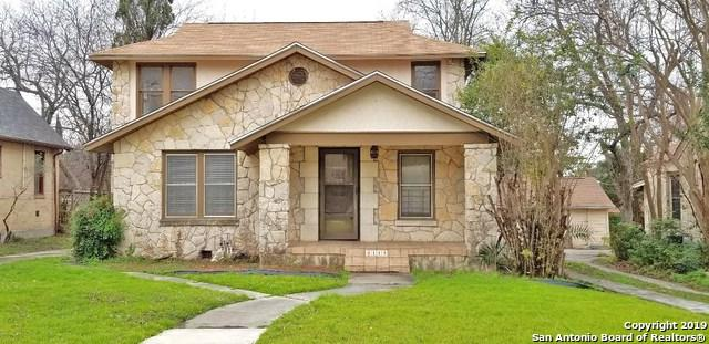 2114 W Huisache Ave, San Antonio, TX 78201 (MLS #1360286) :: Alexis Weigand Real Estate Group