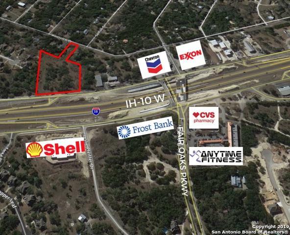 0000 W Interstate 10, Boerne, TX 78006 (MLS #1360323) :: NewHomePrograms.com LLC