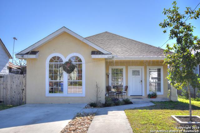 624 Delaware St, San Antonio, TX 78210 (MLS #1360365) :: Tom White Group