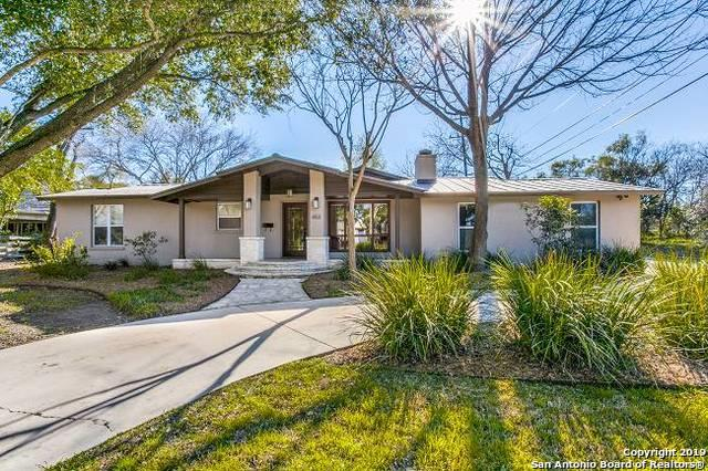 453 Paseo Encinal St, Olmos Park, TX 78212 (MLS #1360498) :: The Mullen Group | RE/MAX Access