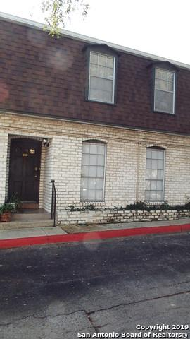 1045 Shook Ave 165 Q, San Antonio, TX 78212 (MLS #1360596) :: Alexis Weigand Real Estate Group