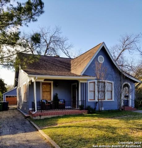 1930 W Kings Hwy, San Antonio, TX 78201 (MLS #1360702) :: Alexis Weigand Real Estate Group