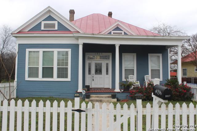 1017 Hays St, San Antonio, TX 78202 (MLS #1360743) :: Exquisite Properties, LLC