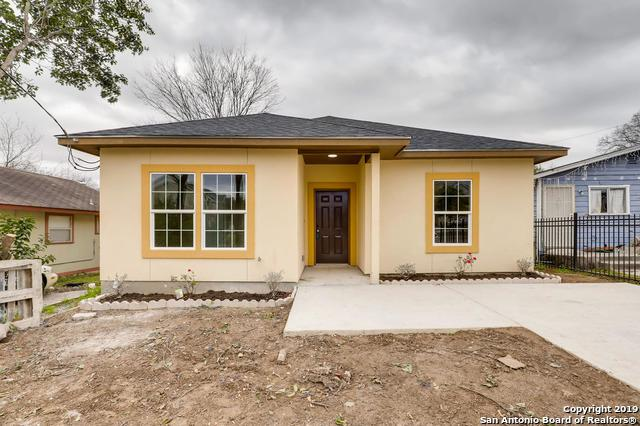 2414 Martin Luther King Dr, San Antonio, TX 78203 (MLS #1360921) :: Vivid Realty