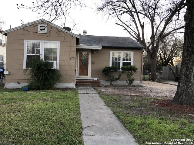 470 Canavan Ave, San Antonio, TX 78221 (MLS #1361035) :: Alexis Weigand Real Estate Group