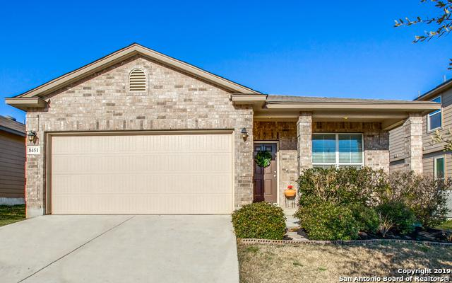 8451 Cedar Meadows, San Antonio, TX 78254 (MLS #1361094) :: Exquisite Properties, LLC