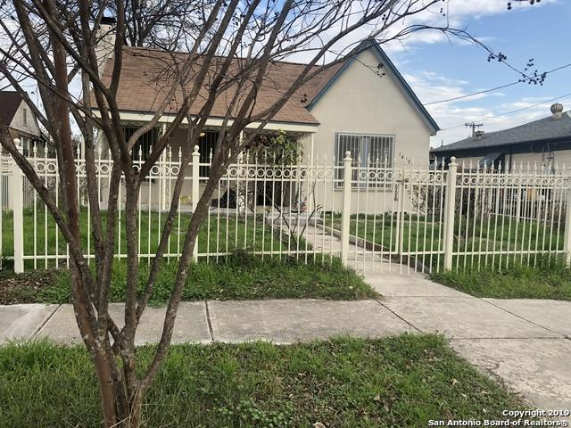 1407 Waverly Ave, San Antonio, TX 78201 (MLS #1361118) :: Alexis Weigand Real Estate Group