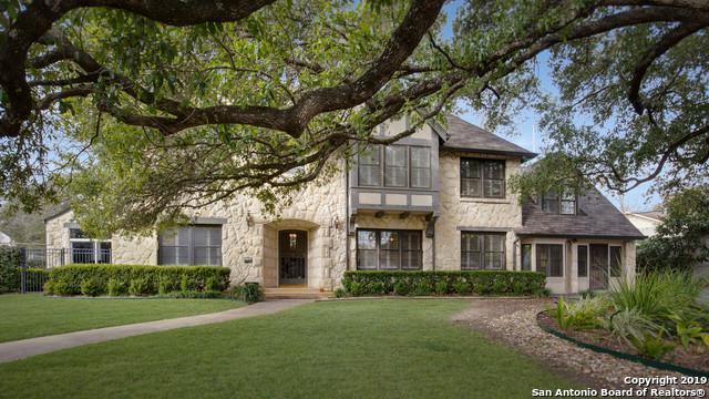 303 El Prado Dr W, San Antonio, TX 78212 (MLS #1361123) :: Alexis Weigand Real Estate Group
