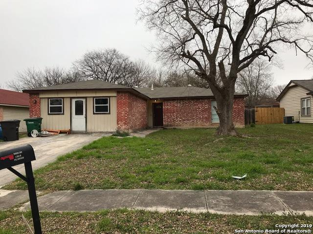 13610 Primwood St, San Antonio, TX 78233 (MLS #1361160) :: Alexis Weigand Real Estate Group