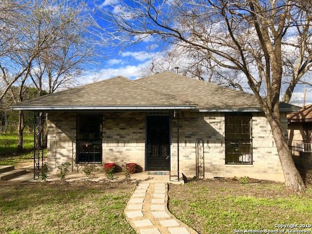 2423 Delgado St, San Antonio, TX 78228 (MLS #1361199) :: Exquisite Properties, LLC