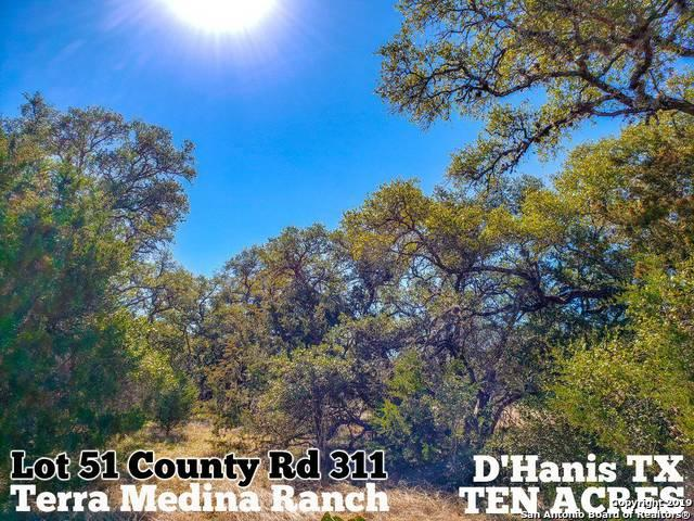 LOT 51 County Road 311, Dhanis, TX 78850 (MLS #1361201) :: BHGRE HomeCity San Antonio