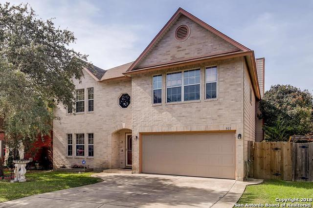 911 Saxonhill Dr, San Antonio, TX 78253 (MLS #1361253) :: Alexis Weigand Real Estate Group