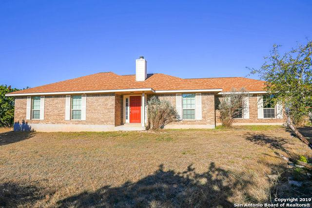 1456 Bear Springs Trail, Pipe Creek, TX 78063 (MLS #1361261) :: Alexis Weigand Real Estate Group