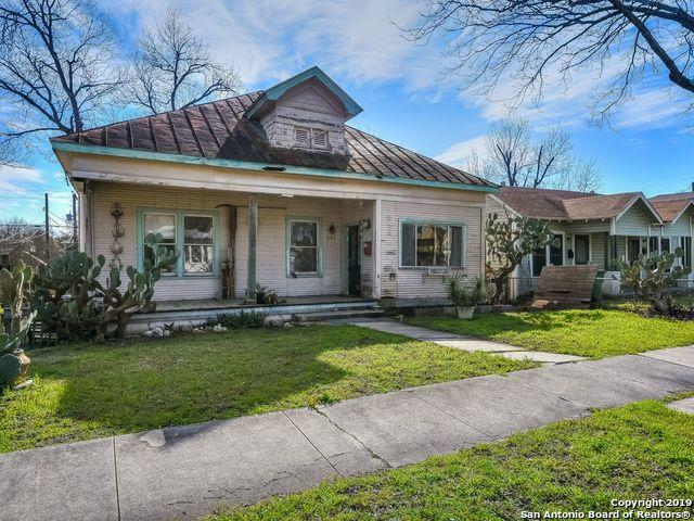530 W Mulberry Ave, San Antonio, TX 78212 (MLS #1361329) :: Alexis Weigand Real Estate Group