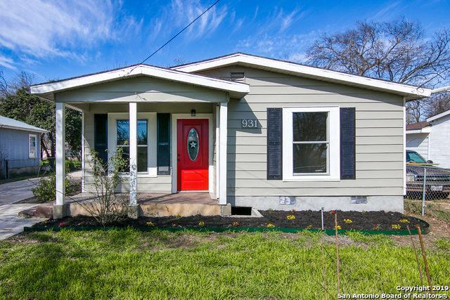 931 Aaron St, San Antonio, TX 78221 (MLS #1361353) :: Alexis Weigand Real Estate Group