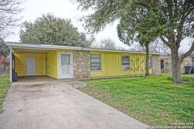 107 Tropicana Pl, San Antonio, TX 78242 (MLS #1361390) :: Tom White Group
