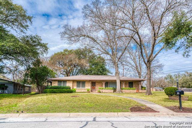 217 Briarcliff Dr, Castle Hills, TX 78213 (MLS #1361420) :: The Castillo Group
