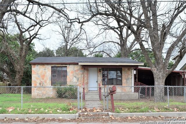 339 Lyell St, San Antonio, TX 78211 (MLS #1361451) :: NewHomePrograms.com LLC