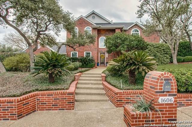 1606 Thrush Court Circle, San Antonio, TX 78248 (MLS #1361522) :: Alexis Weigand Real Estate Group