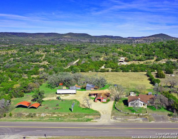 8161 Highway 16, Pipe Creek, TX 78063 (MLS #1361580) :: NewHomePrograms.com LLC